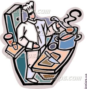 Gallery For > Manufacturing Food Prep Clipart.