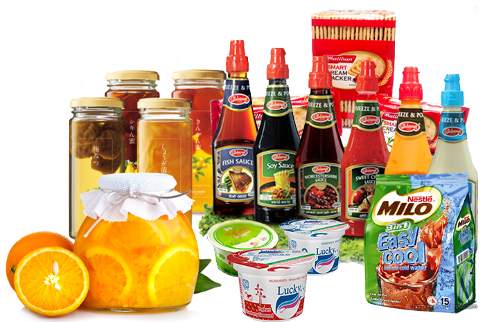 FOOD PRODUCTS.