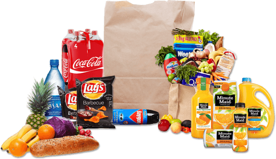 Grocery Products Png Vector, Clipart, PSD.