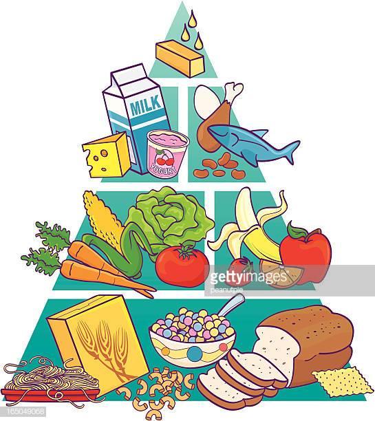 60 Top Food Pyramid Stock Illustrations, Clip art, Cartoons, & Icons.
