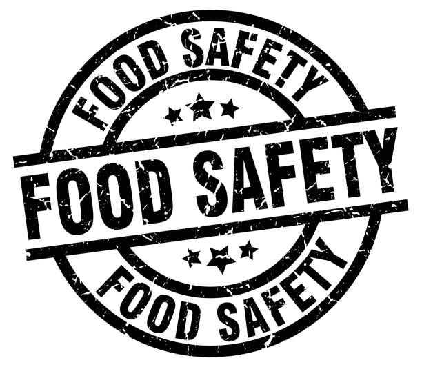 Best Food Safety Illustrations, Royalty.