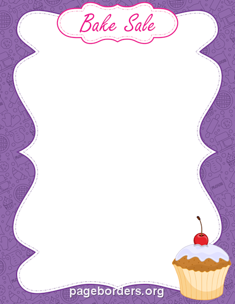 Free Food Borders: Clip Art, Page Borders, and Vector Graphics.