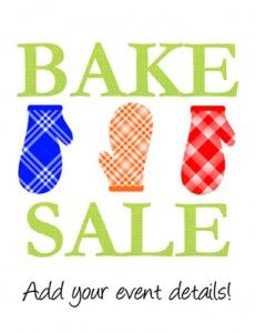 Top 17 ideas about bake sale on Pinterest.