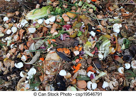Food Scraps Clipart.
