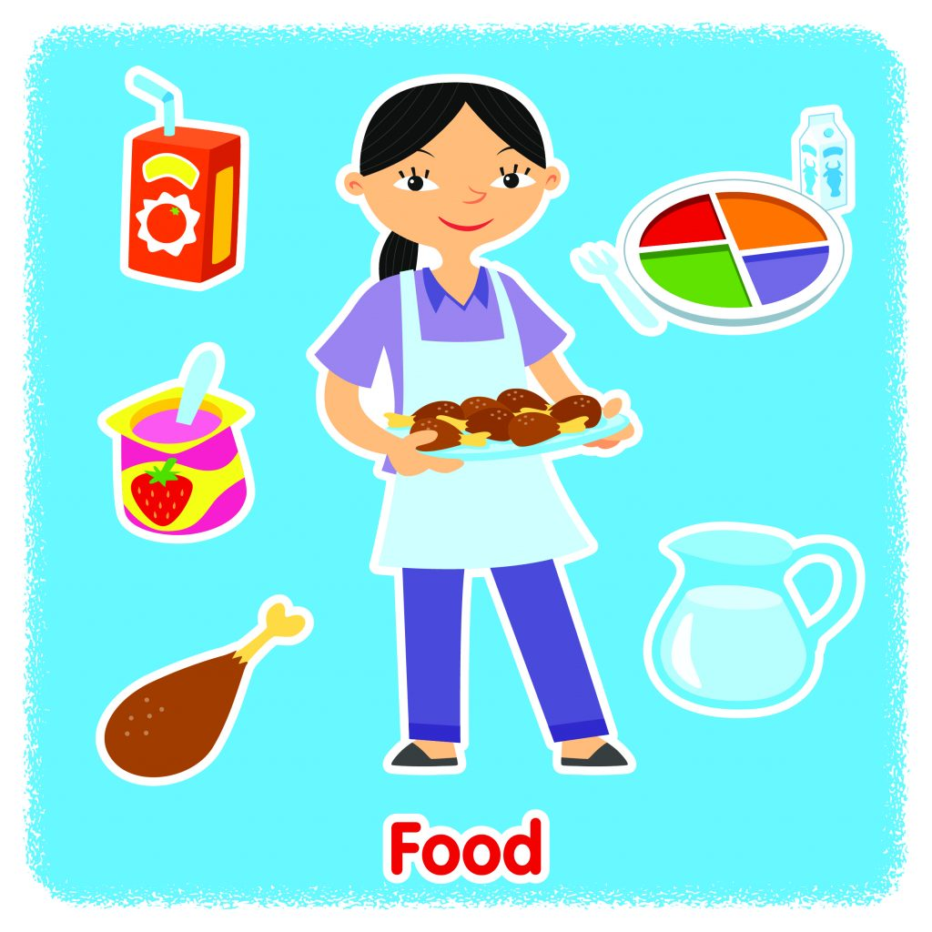 Nobby Food Service Clip Art Alluring Free Cliparts Download On.