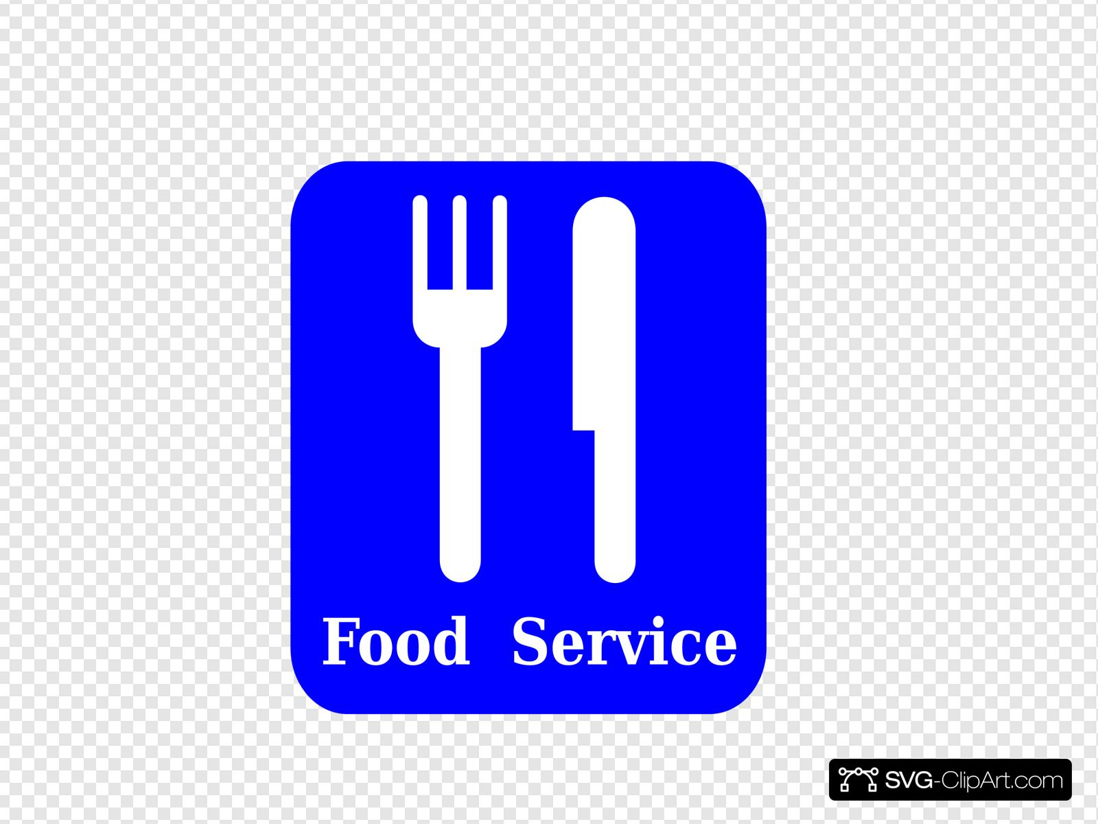 Food Service 5 Clip art, Icon and SVG.