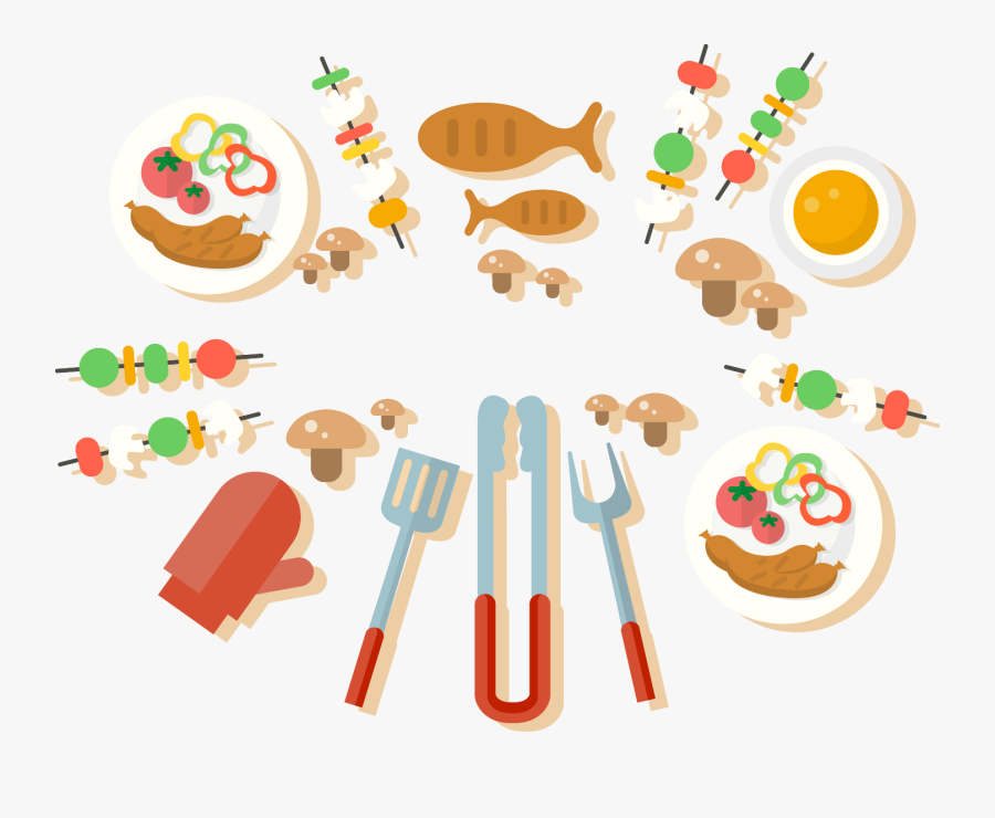 Transparent Kebab Clipart.
