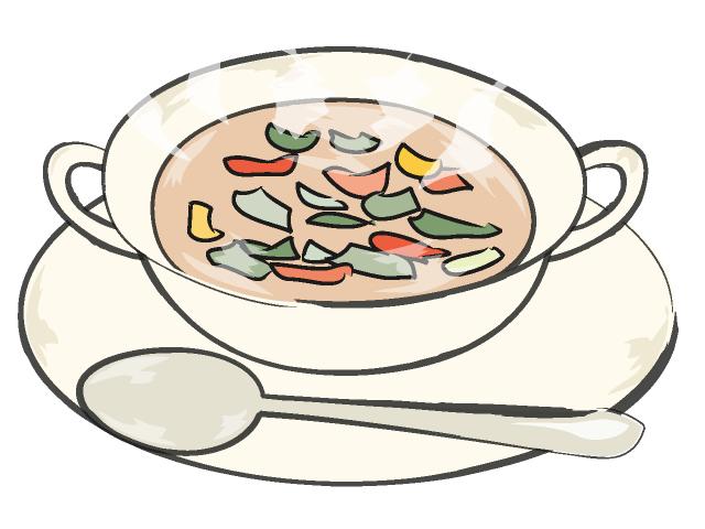 Clip Art Food Soup Clipart.