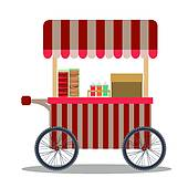 Food stall clipart - Clipground
