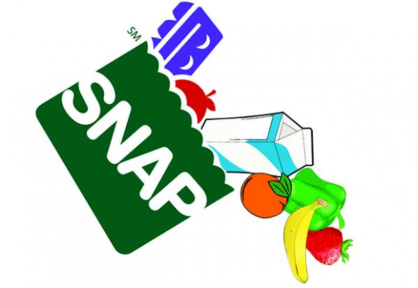 Snap food stamps clipart.