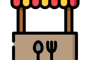 Food stand clipart 1 » Clipart Station.