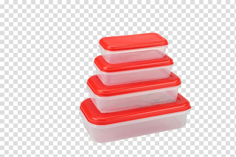 Plastic container Food storage containers, jar transparent.