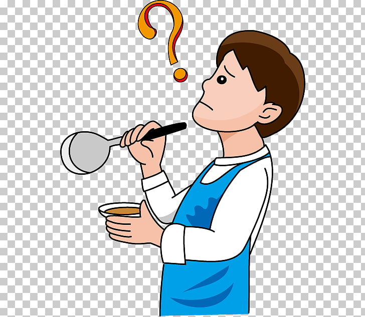 Cooking Cartoon , food tasting PNG clipart.