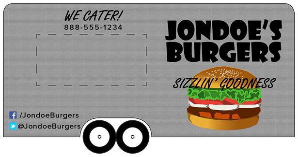 How to Design an Awesome Food Trailer Wrap.