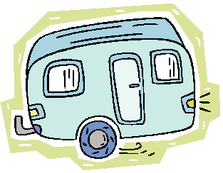 Food Trailer Clipart.