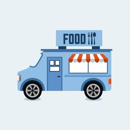 9,413 Food Truck Stock Vector Illustration And Royalty Free Food.