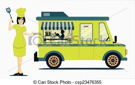 Food truck Vector Clipart Illustrations. 2,203 Food truck clip art.