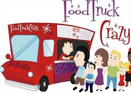 Free Food Truck Clipart.