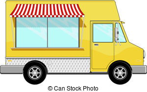 Food truck clipart 6 » Clipart Station.