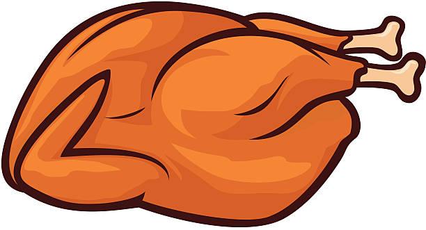 Whole roast turkey,meat,food » Clipart Station.