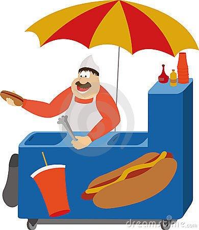 Food vendor clipart 3 » Clipart Portal.