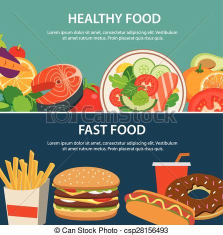 Food Vs Food Clipart.