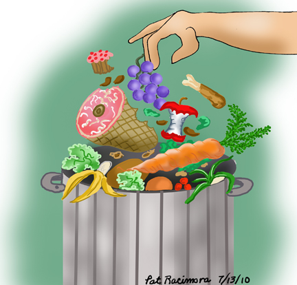 Don't Waste Food Clipart (33+).