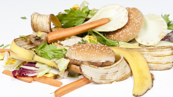 Industry struggles with food waste.