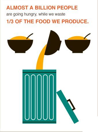 22 Best images about Food Waste on Pinterest.