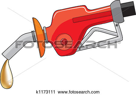 Clipart of Fool's Gold Gas k1173111.