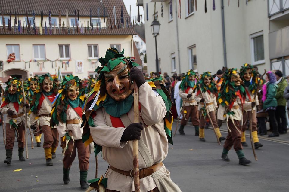 Free photo: Fool, Haestraeger, Figure, Carnival.