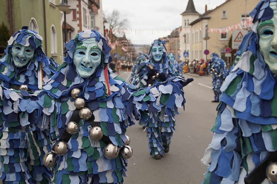 Free photo Fig Water Sprite Gaugama Blue Fools Guild Ulm Ulm.