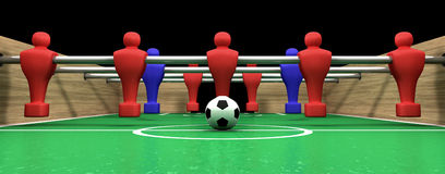 Foosball Stock Illustrations.