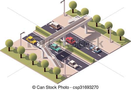 Footbridge Clipart and Stock Illustrations. 144 Footbridge vector.