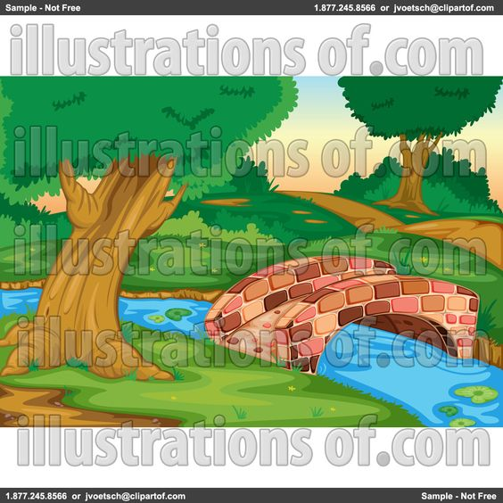 stream clip art.