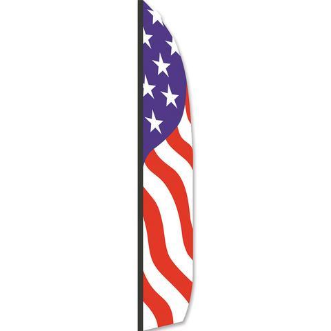 Patriotic WindGarden.