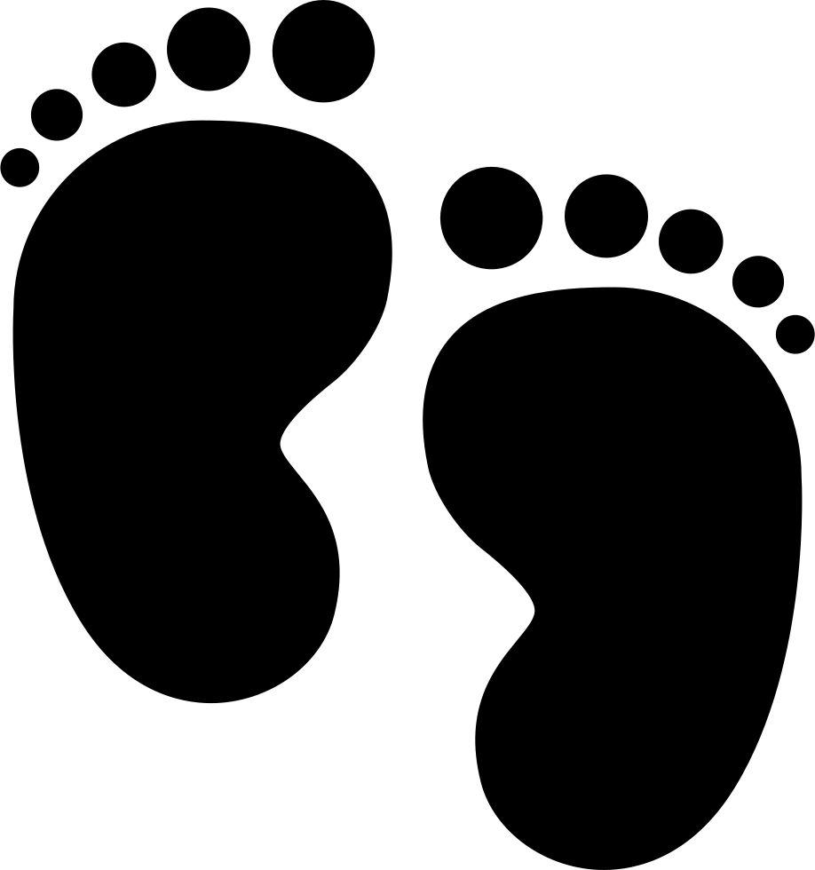 Font Foot Svg Png Icon Free Download (#273586).