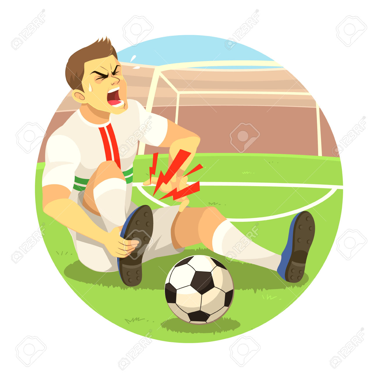 Injury Clip Art Free.