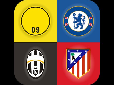 football Clubs logo quiz. Level 1.