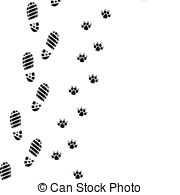 Foot path Vector Clipart Illustrations. 624 Foot path clip art.