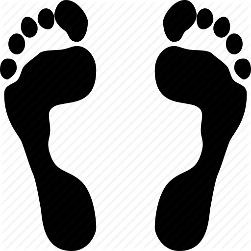 PNG Footprint Transparent Footprint.PNG Images..