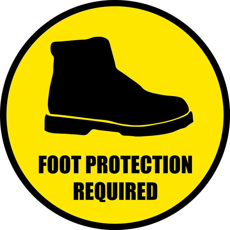 Workplace Safety & Foot Protection.