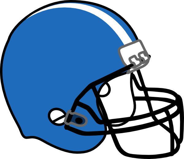 Football Helmet Clipart Kid Transparent Png.