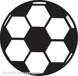 Soccer ball clipart background free clipart images clipartcow.