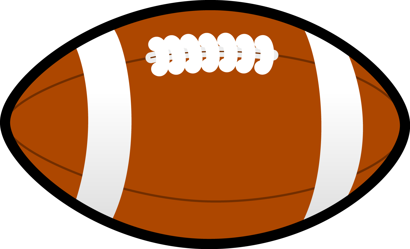 Football ball clipart #Football #Footballball.