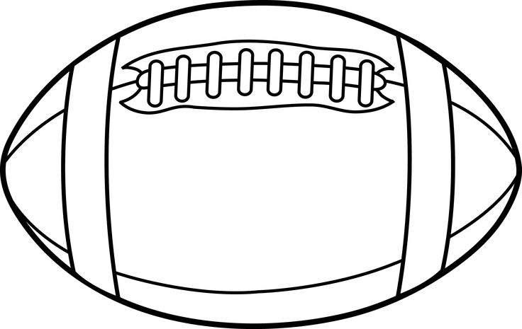 football clipart pictures of a football ball #clipart.