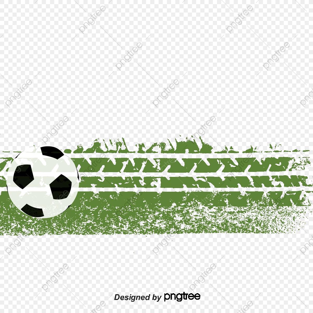 Football Banner Design Elements, Football Vector, Banner Vector.