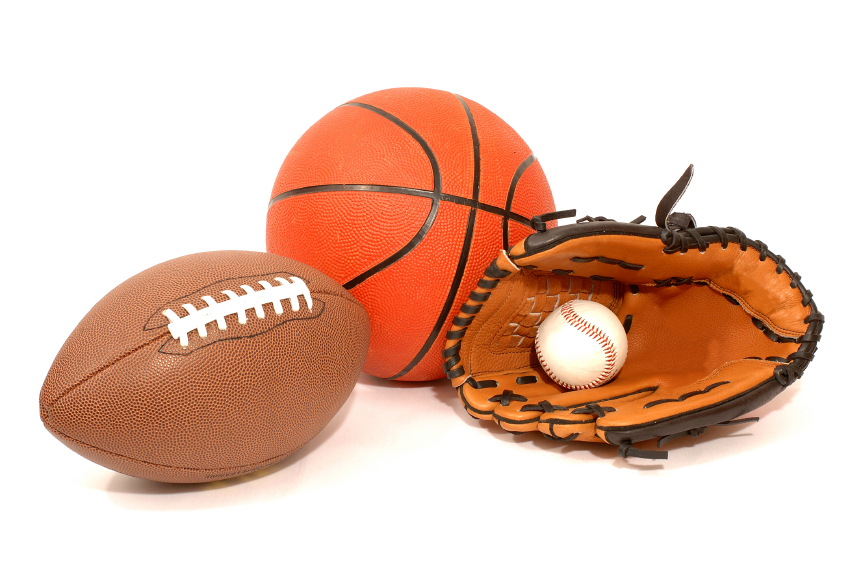 Football And Basketball Clipart (52+).