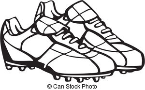 Football shoe Vector Clipart Illustrations. 1,890 Football shoe.