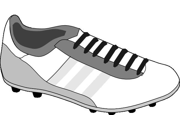 Football boots clipart #2